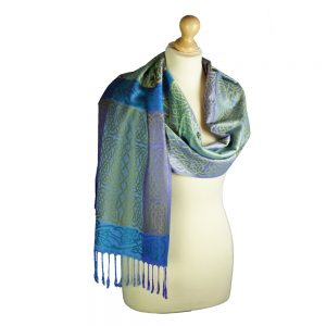 Irish Scarf - Rathlin