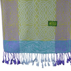 Irish pashmina scarf - Rathlin