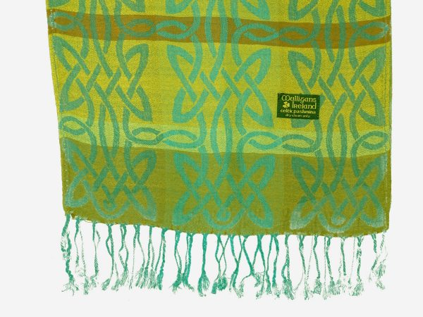 Irish pashmina scarf - Achill
