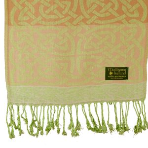 Irish pashmina scarf - Arranmore
