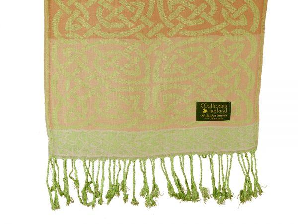 Irish pashmina scarf - Arranmore