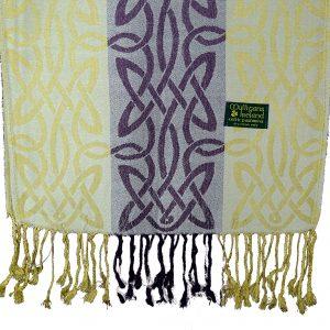 Irish pashmina scarf - Caher