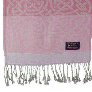 Irish pashmina scarf - Cathaigh