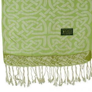 Irish pashmina scarf - Dalkey