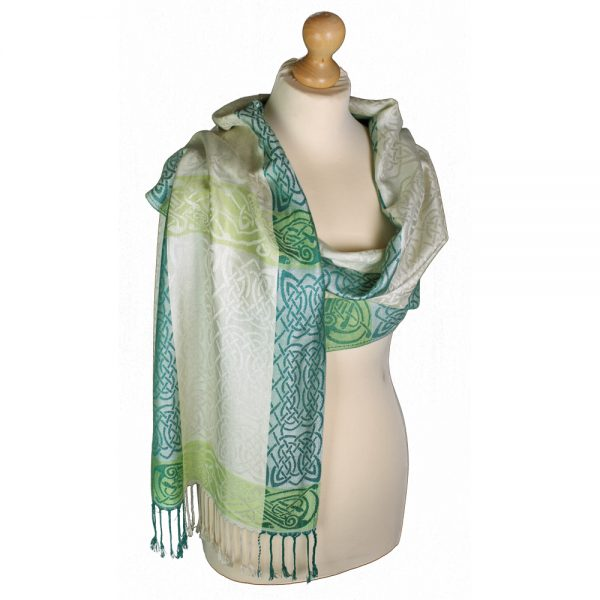 Irish Scarf - Feenish