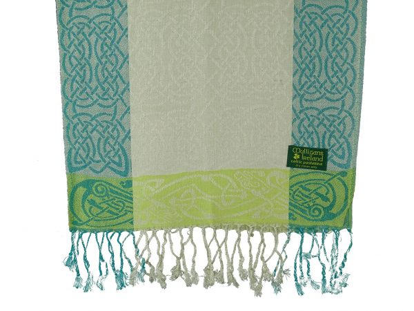 Irish pashmina scarf - Feenish