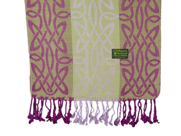 Irish pashmina scarf - inishboffin