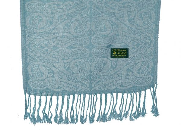 Irish pashmina scarf - Inishtrahull