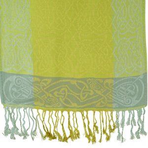 Irish pashmina scarf - Keeragh