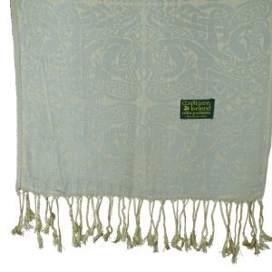 Irish pashmina scarf - Toraigh