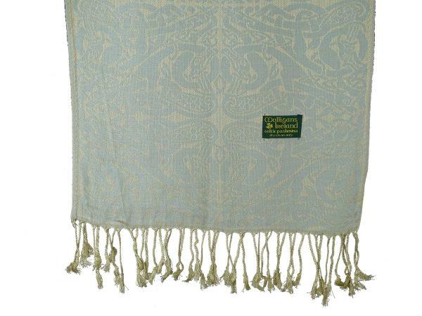 Irish pashmina scarf - Toraigh