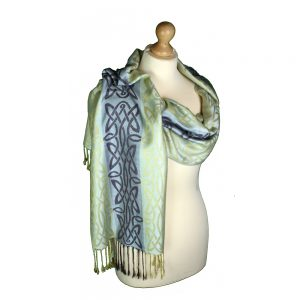 Irish scarf - Caher